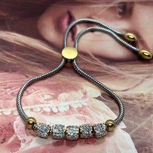 Stainless Steel Adjustable Bracelet